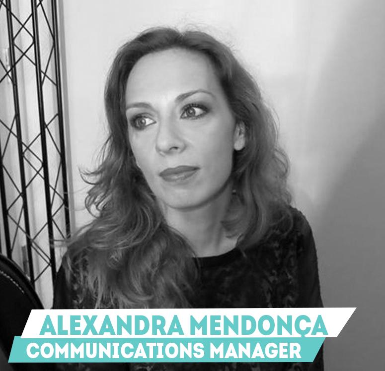 Alexandra Mendonça - Communications Consultant