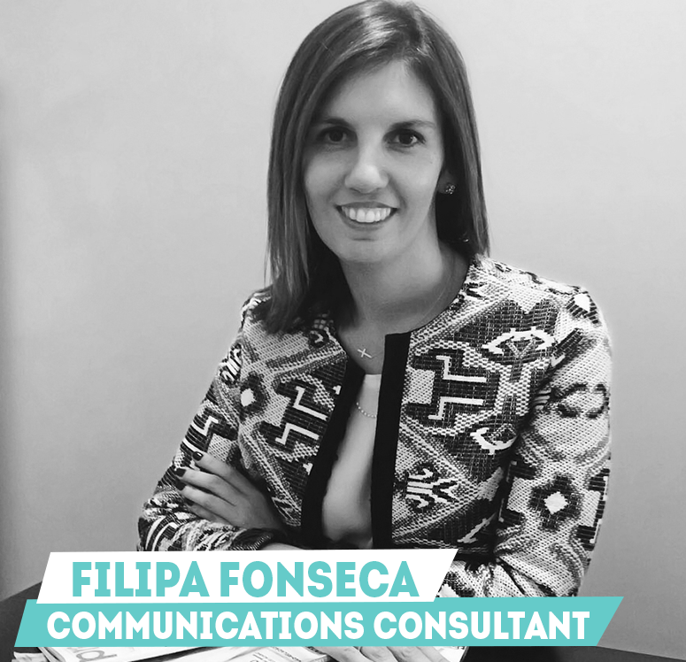 Filipa Fonseca - Communications Consultant