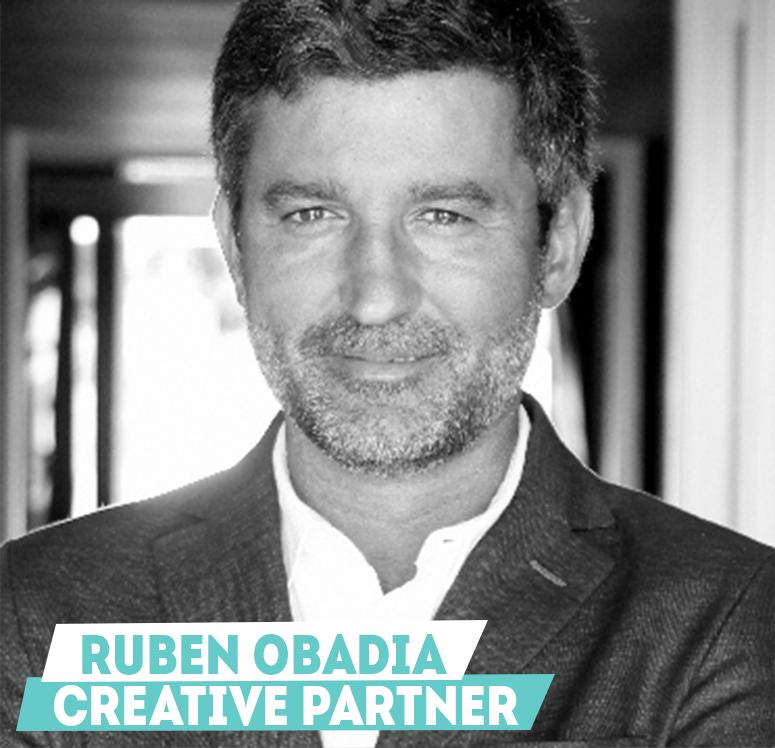 Ruben Obadia - Creative Partner
