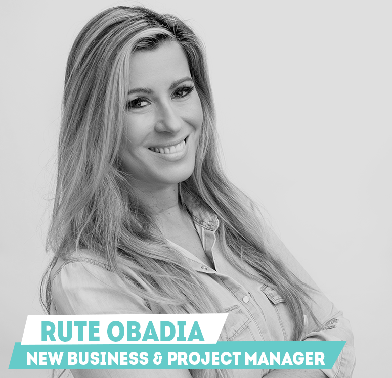 Rute Obadia - New Business & Project Manager