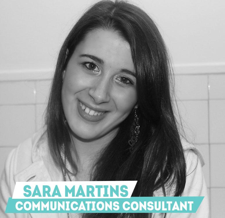 Sara Martins - Communications Consultant