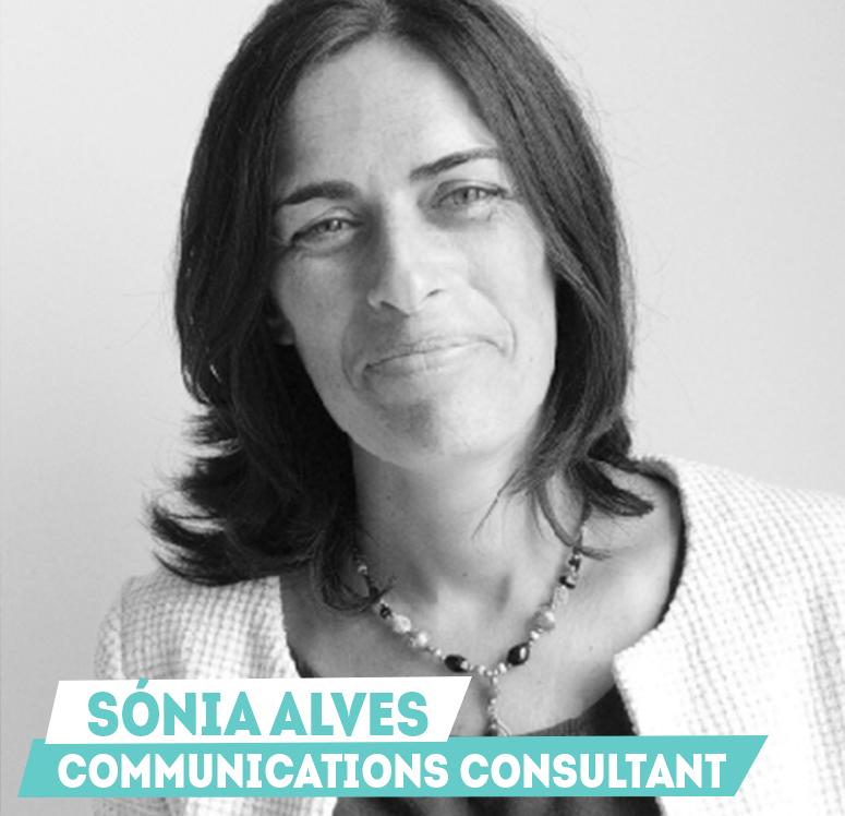 Sónia Alves - Communications Consultant