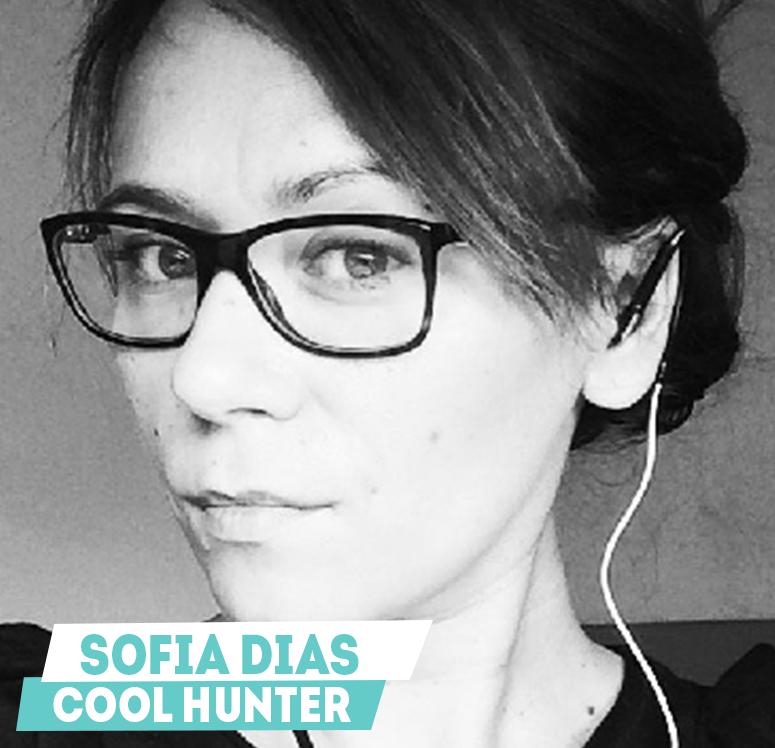 Sofia Dias - Cool Hunter